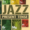 Logo for the series: Icons Among Us. Periodic table of jazz musicians.